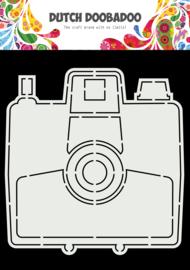 470.784.027 Dutch Doobadoo Card Art Snapshot