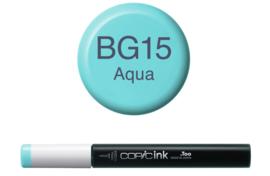 Copic inktflacon Copic inktflacon BG15 Aqua