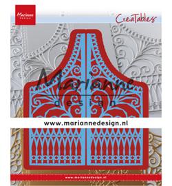 LR0613 Creatables Gate folding dies - Gate