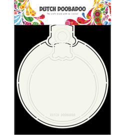470.713.680 Dutch Card Art Kerstballen