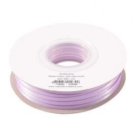 301002-5015 Vaessen Creative • Satijnlint dubbel 3 mm 100m Lila