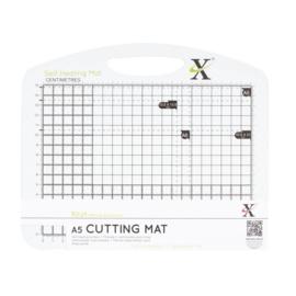 XCU 268432 Xcut A5 Self Healing Duo Cutting Mat - Black & White