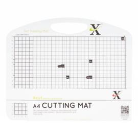 XCU 268431 Xcut A4 Self Healing Duo Cutting Mat - Black & White