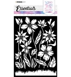 SL-ES-MASK60 Mask Flowers Essentials