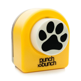 4/Paw Punch Bunch Large Punch - Paw Print