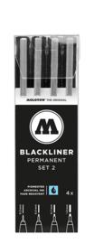 MM200487 Molotow Blackliner set 2