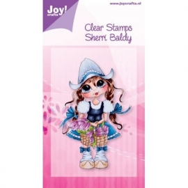 6410/0904 Joy!Crafts Stempel Sherri Baldy nr. 4