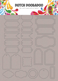 492.006.006 Greyboard Art Labels and tags