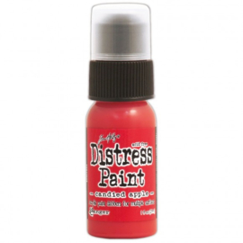 TDD43645 Tim Holtz distress paint candied apple