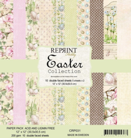 CRP031 Reprint 12x12 Inch Paper Pack Easter