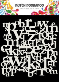 470.715.620 Mask Art Alphabet