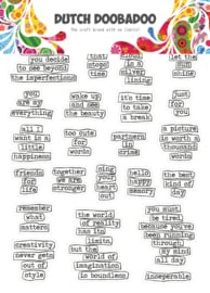 491.200.009 Sticker Art Doodle text