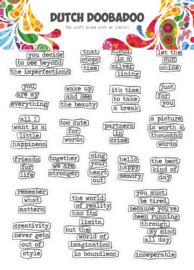 491.200.009 Sticker Art Doodle text