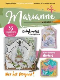 000028/0037  Marianne Design - Marianne Doe - Magazine No. 37