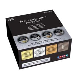 SN-META-LI30-RMET4 Metallic Vloeibare Inkt Rich Metallics