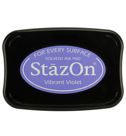SZ-000-012 Stazon Ink Vibrant Violet