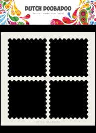 470.715.616 Mask Art Postal Stamps