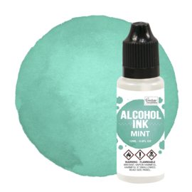 CO727321 Couture Creations Alcohol Ink Mint