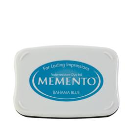 ME-000-601 Memento Ink Pad Bahama Blue