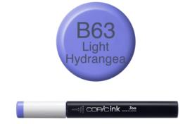 Copic inktflacon Copic inktflacon B63 Light Hydrangea