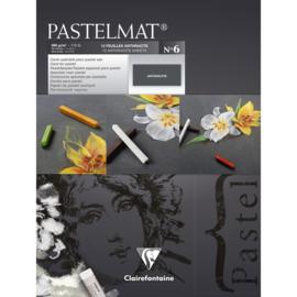 96003C N°6 Pastelmat pad 360g 18x24 Anthracite