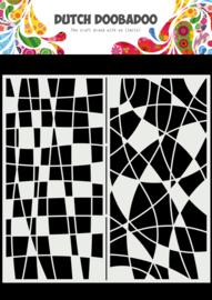 470.715.824 Mask Art Slimline Mosaic Line