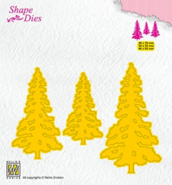SD167 - Pinetrees