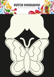 470.713.607 Card Art Butterfly