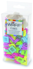60160 Aladine WAFF Creative Journal Cubes Letters