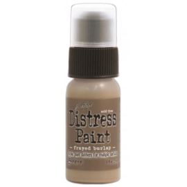15TDD36371 Tim Holtz distress paint frayed burlap