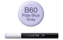 Copic inktflacon Copic inktflacon B60 Pale Blue Gray
