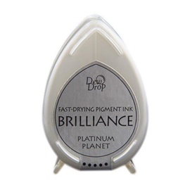 BD-000-092 Dew Drop Brillance Ink Pad Platinum Planet