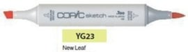 YG23 Copic Sketch Marker New Leaf