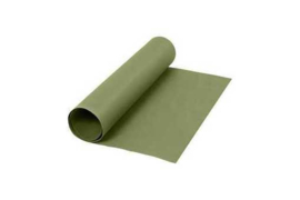 498941 Faux Leather Papier groen
