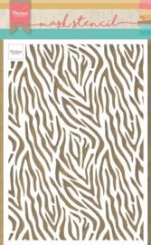 PS8070 Marianne Design Masking Stencil Zebra