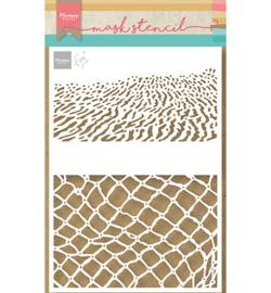 PS8095 Maskingstencil Tiny's Beach