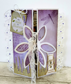 470.713.620 Fold Card Art Flower