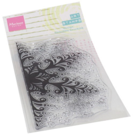 MM1636 Art Stamps Ice Crystal