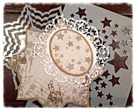 470.715.014 Mask Art A5 Stars