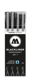 MM200486 Molotow Blackliner set 1