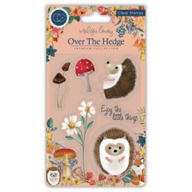CCSTMP016 Craft Consortium Harry the Hedgehog Clear Stamps