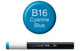 Copic inktflacon Copic inktflacon B16 Cyanine Blue