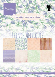 PK9167 Paperpack - Pretty Papers - French Antiques