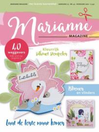 000028/0045  Marianne Design - Marianne Doe - Magazine No. 45