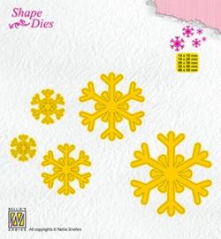 SD168 - Snowflakes