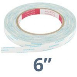100402-15 Scor-tape • Double-sided tape 15.2cm x 24.7m