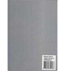 NPBM002 - Metal Shim for Cutting machines
