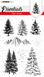 SL-ES-STAMP93 Studio Light Clear Stamp Christmas Essentials