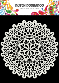 470.715.625 Mask Art Floral Mandala