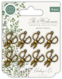 CCMCHRM004 Scissors Metal Charms